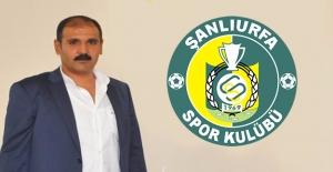 Şanlıurfaspor'un Yeni Başkanı Emin Yetim
