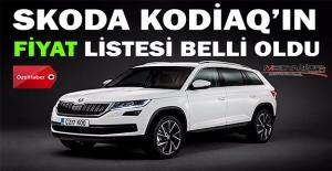 Skoda Kodiaq#039;ın Fiyat Listesi