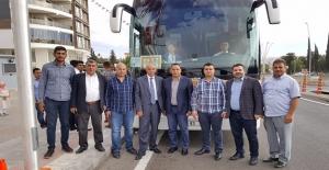 AK Parti Şanlıurfa İl Teşkilatı Ankara'ya Gitti