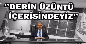Başkan Çiftçi'den Şanlıurfaspor Açıklaması