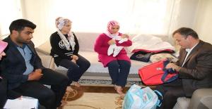 Birecik'te Hoşgeldin Bebek Projesi Başlatıldı