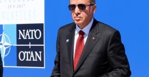 Erdoğan, NATO Karargâh Binasının Devir Teslim Törenine Katıldı