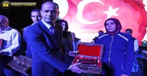 Eyyübiye Belediyesi'nden Şehit Yakınlarına Sabır Ödülü