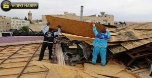 Eyyübiye Belediyesi Kaçak Yapıya Geçit Vermiyor