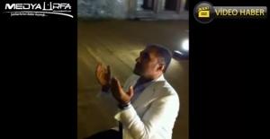 Grup Dergah Ayasofya'da Namaz Kıldı