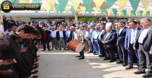 Haliliye Ankara'daki Tanıtım Günlerine Renk Kattı
