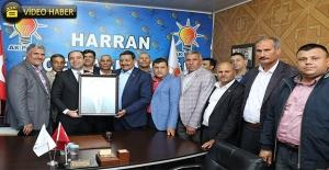 Harran'da Yol Standardı yükseliyor