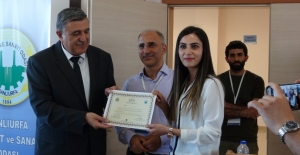 Harran Üniversitesi Projesi 1.Seçildi