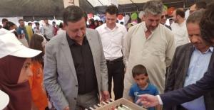 Harran'da 4006 TÜBİTAK Bilim Fuarı açıldı