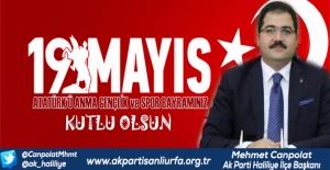 Mehmet Canpolat'dan 19 Mayıs Gençlik...