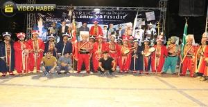 Mehteran-ı Haliliye İstanbul'un Fethi İçin Sahne Aldı