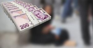 Şanlıurfa'da Dilencinin Üzerinden Bakın Ne Kadar Para Çıktı
