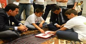 Şanlıurfa'da Mangala Turnuvası Düzenlendi