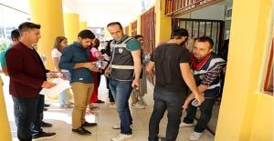 Şanlıurfa'daki Okullarda KPSS Sınavı Yoğunluğu