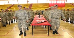 Siverek'te Yeni Güvenlik Korucuları Göreve Başladı