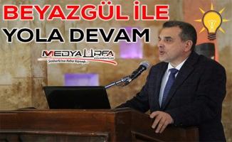 AK Partililerden Beyazgül'e Tam Destek
