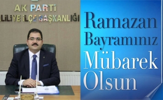 Başkan Canpolat Ramazan Bayramını Kutladı
