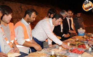 Baydilli Ramazan Ayını Vatandaşlarla İç İçe Geçirdi