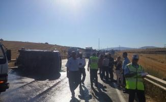 Gaziantep'te trafik kazası: 19 yaralı