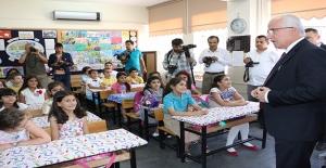 Şanlıurfa'da 624 Bin Öğrenci Karne Aldı
