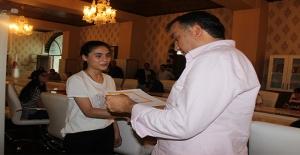 Siverek'te Başarılı Öğrenciler Ödüllendirildi