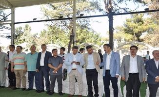 STK'lar Eğitim-Bir-Sen'in Ev Sahipliğinde Bayramlaştı
