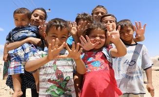 Suriyeliler: Bayramı Türkiye'de Kutlamaya Alıştık