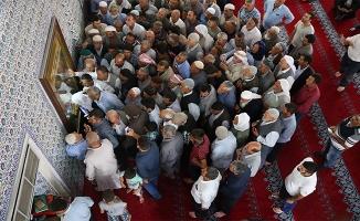 Urfa'da Kadir Gecesi Yoğunluğu