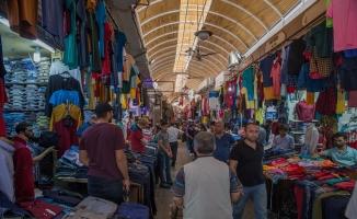 Urfa'da Çarşı Pazarda Bayram Bereketi