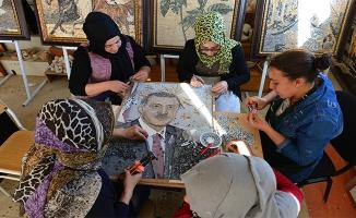 Urfalı Kadınlar Mozaikle Dünya Sahnesine Çıkacak