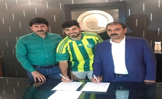 Urfaspor'a Urfalı Futbolcu Transferi