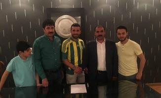 Urfaspor'un İlk Transferi 19 Gollü Emir Can