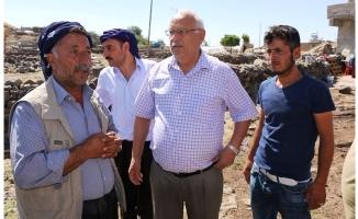 Acılı Aileye Siverek Belediyesi Sahip Çıktı