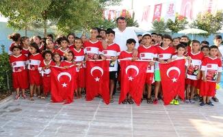 Akçakale'de Spor Seferberliği