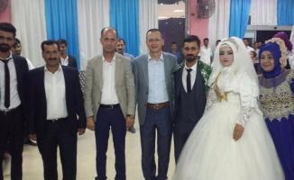 Başkan Yavuz 15 Temmuz Gazisinin Düğününe Katıldı