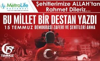 Cengiz Karakucak 15 Temmuz Zaferini Kutladı