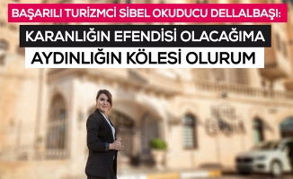 Sibel Okuducu Dellalbaşı: Lütfen Kültürümüzü Doğru Tanıtalım