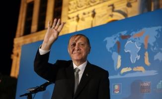 """Erdoğan: """"Biz Afrika'nın Kardeşiyiz"""""""