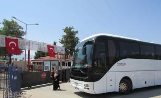 Gaziantep'teki Türkmenler, Osmaniye'ye naklediliyor