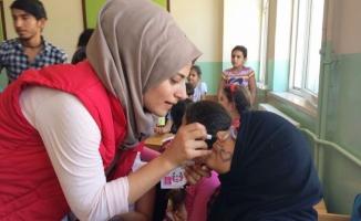 Gençlik Merkezi Suriyelileri Unutmadı