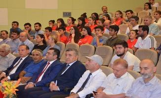 Harran Üniversitesi 15 Temmuz Şehitlerini Andı