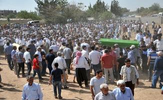 İş Kazasında Vefat Eden 4 Kişi Suruç'ta Toprağa Verildi
