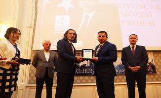 Karaköprü'nün Projesi Urfa'ya Ödül Kazandırdı