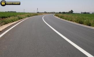 Kırsalda Kaliteli Yol Atağı