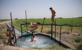 Şanlıurfa'da Nemli Hava Bunaltıyor