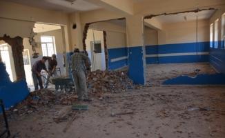 Siverek Belediyesi Kırsal'da Çalışmlarını Sürdürüyor