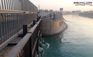Suriyeli Vatandaş Sulama Kanalına Atlayarak İntihar Etti