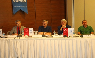 """""""Suriyeliler, Sorunları ve Çözümleri"""" toplantısı"""