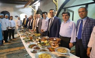 Yöresel Ev Yemeklerinin Yaşatılması Projesi Sürüyor