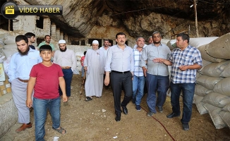Başkan Ekinci: Mağaralar turizme kazandırılacak